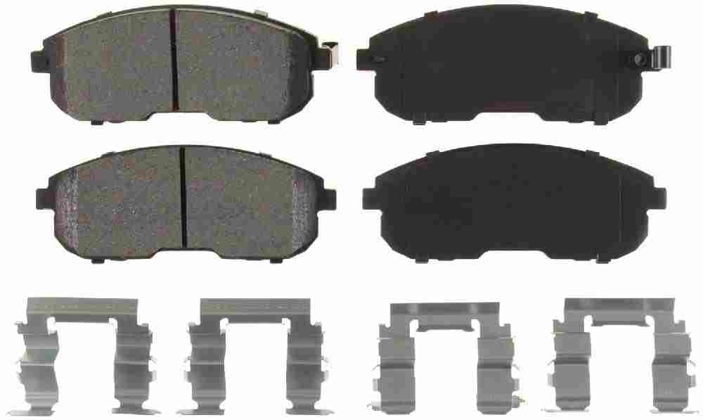 Image of Bendix D430 Front Brake Pads/Shoes