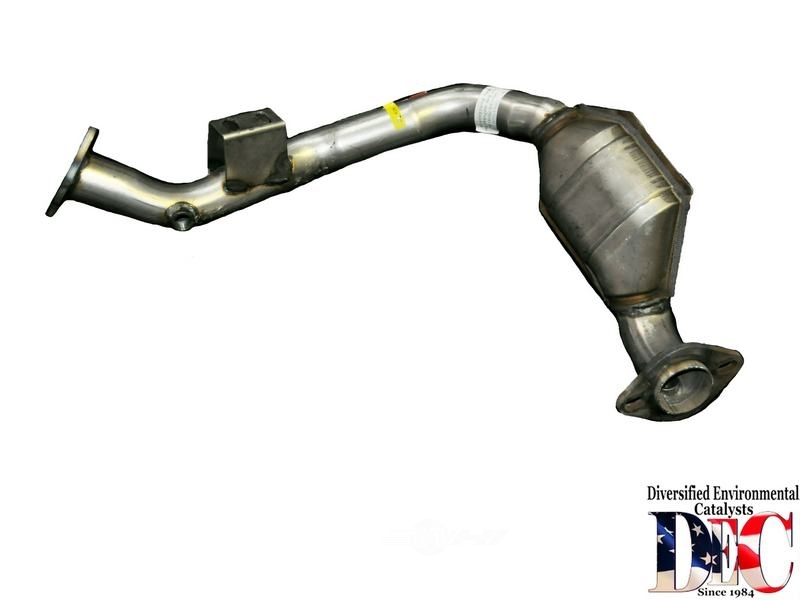 For on 2001 Mazda Protege Exhaust System Diagram