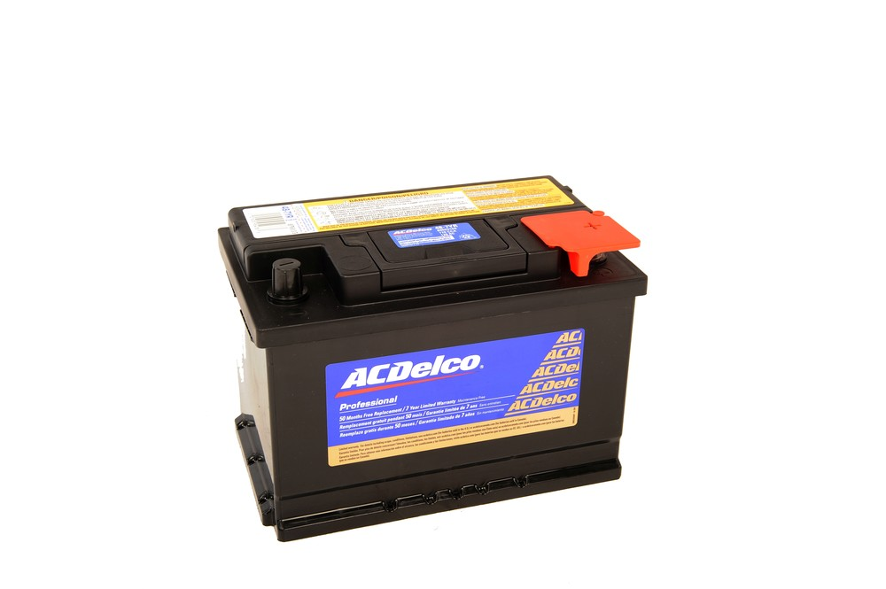 Ac Delco Battery Warranty >> ACDELCO PROFESSIONAL Std Automotive Battery 48-7YR | Pro Auto Parts World