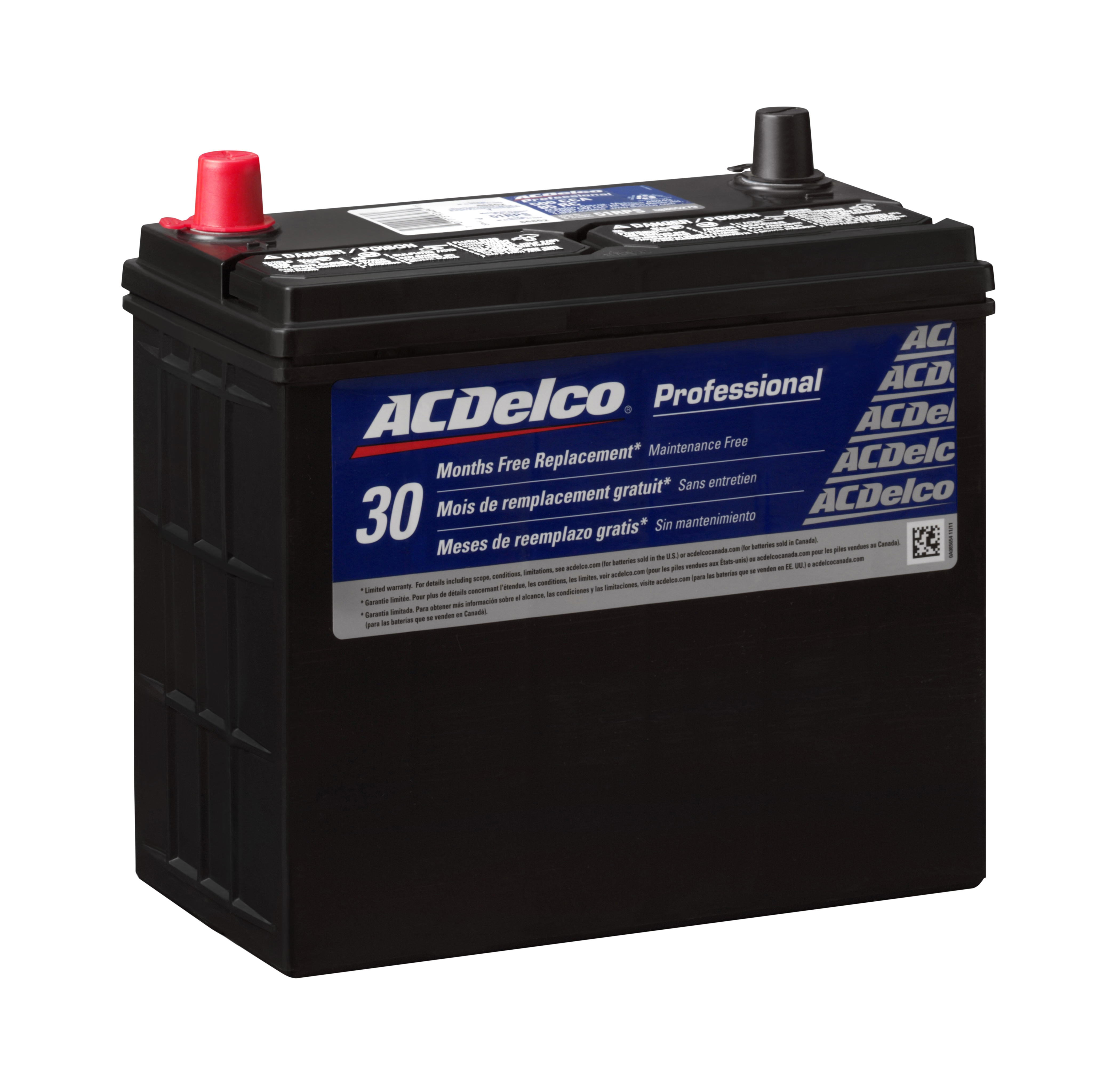 ACDELCO PROFESSIONAL 88865279 BATTERY ASM 51RPS