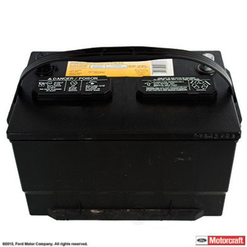 Motorcraft Std Automotive Battery Bh65hh Abc Auto Parts