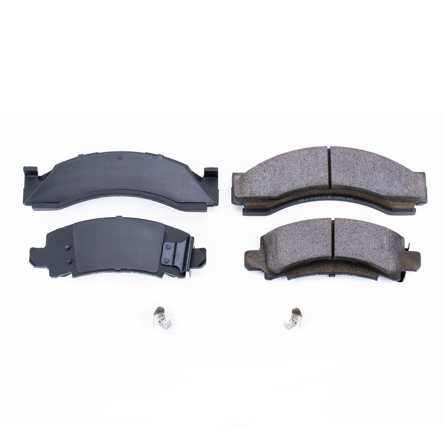[Brake Pad Install 1995 Chevrolet G Series G10]