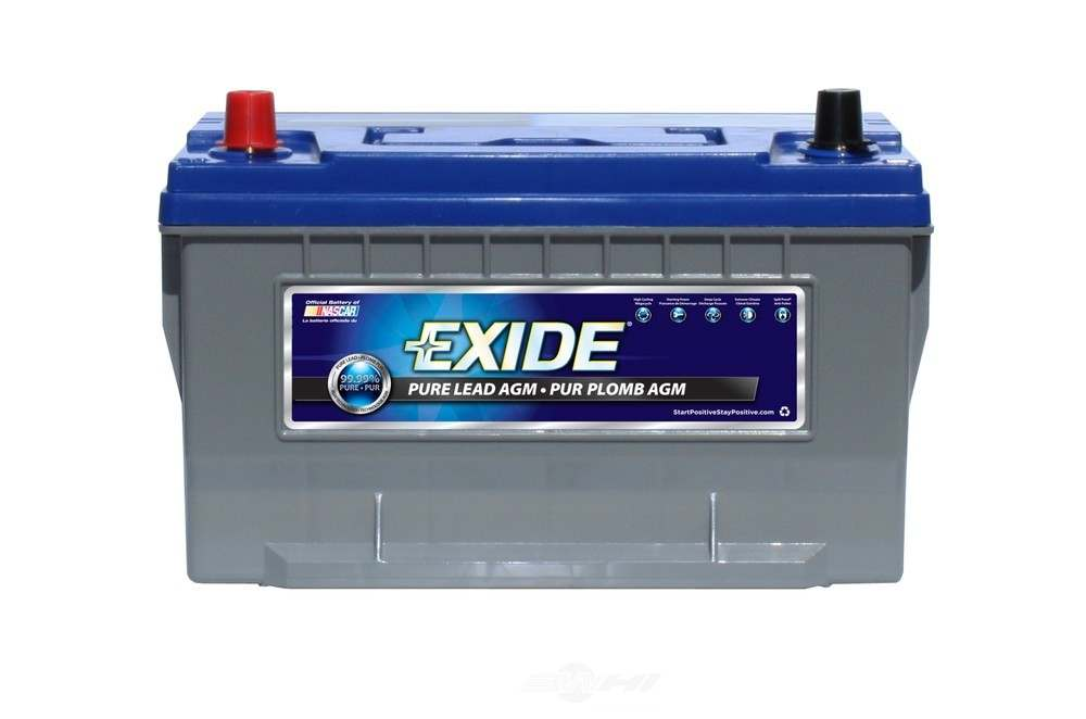 excide battery The exide xmc-31 megacycle agm-200 is a battery of its own class if you are interested in a long lasting marine battery that serves both the starting and deep cycling purposes effectively, then the answer is the exide xmc-31 megacycle agm-200.