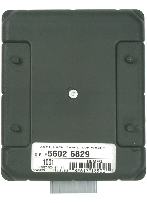 CARDONE/A-1 CARDONE - ABS Control Module - A1C 12-1001
