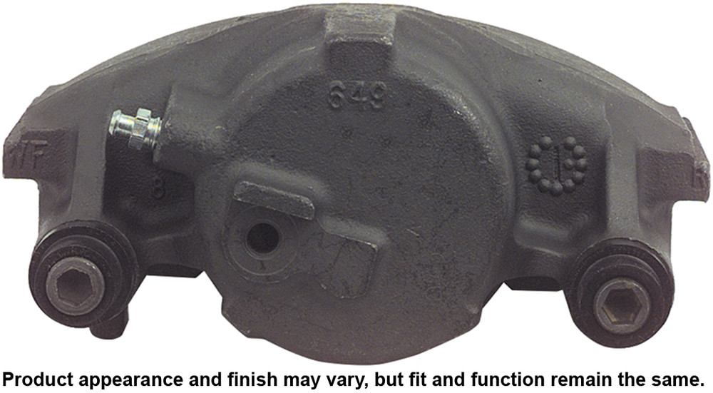 CARDONE/A-1 CARDONE - Remanufactured Bolt-On Ready Caliper w/Pads (Front Right) - A1C 16-4299