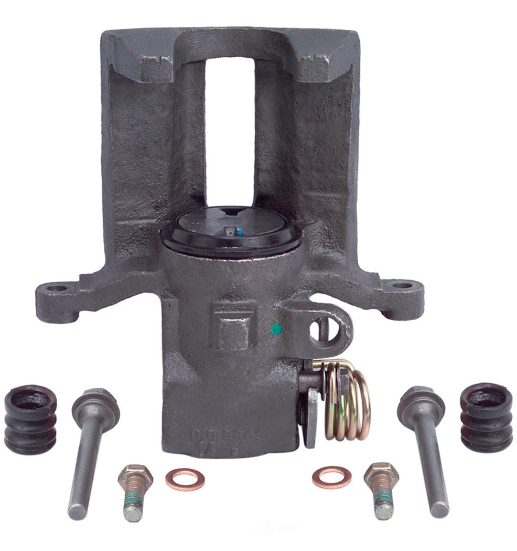 CARDONE/A-1 CARDONE - Remanufactured Friction Choice Caliper (Rear Left) - A1C 18-4509