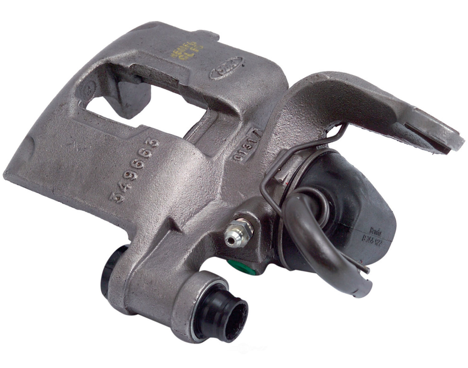 CARDONE/A-1 CARDONE - Reman Friction Choice Caliper (Rear Left) - A1C 18-4618