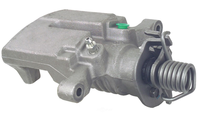 CARDONE/A-1 CARDONE - Remanufactured Friction Choice Caliper (Rear Left) - A1C 18-5010