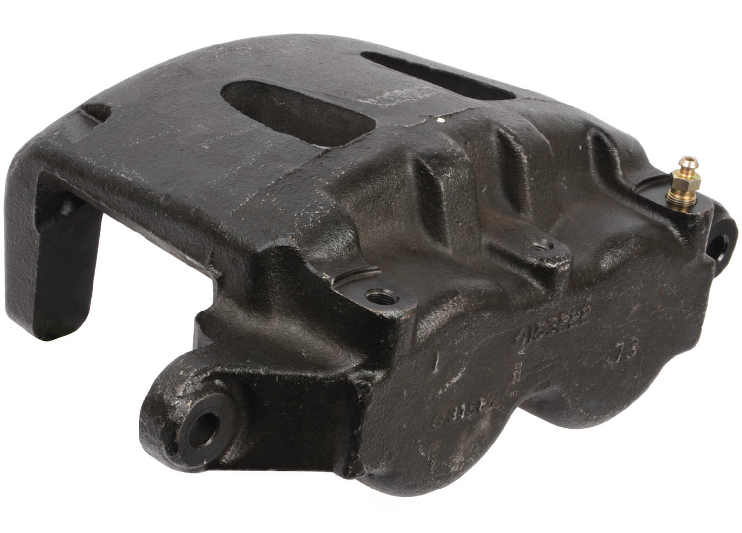 CARDONE REMAN - Unloaded Caliper (Rear Left) - A1C 18-8058S
