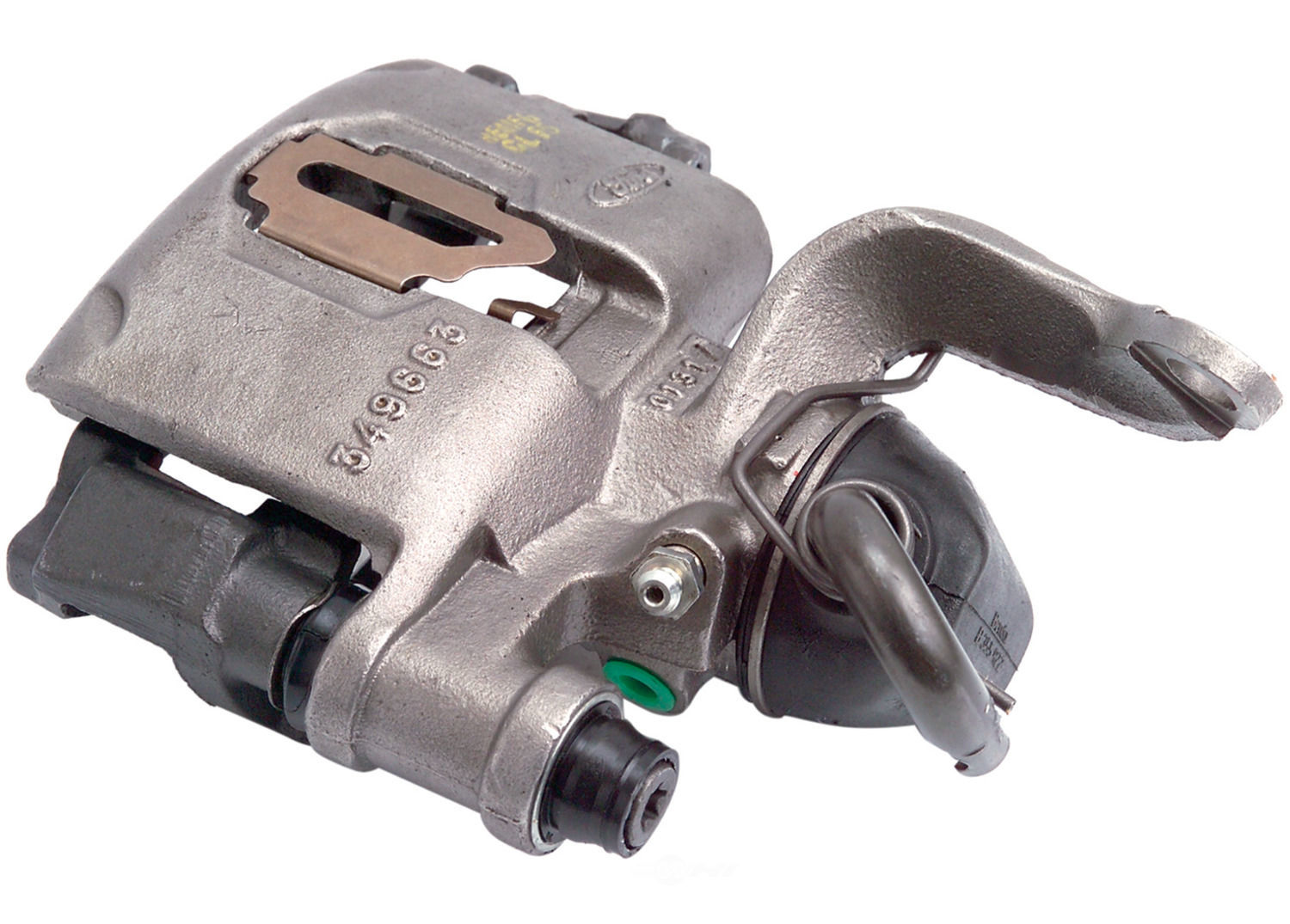 CARDONE REMAN - Unloaded Caliper W/bracket (Rear Left) - A1C 18-B4618