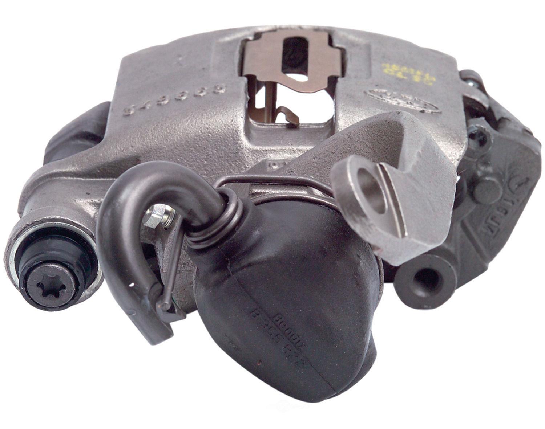 CARDONE REMAN - Unloaded Caliper W/bracket (Rear Left) - A1C 18-B4618