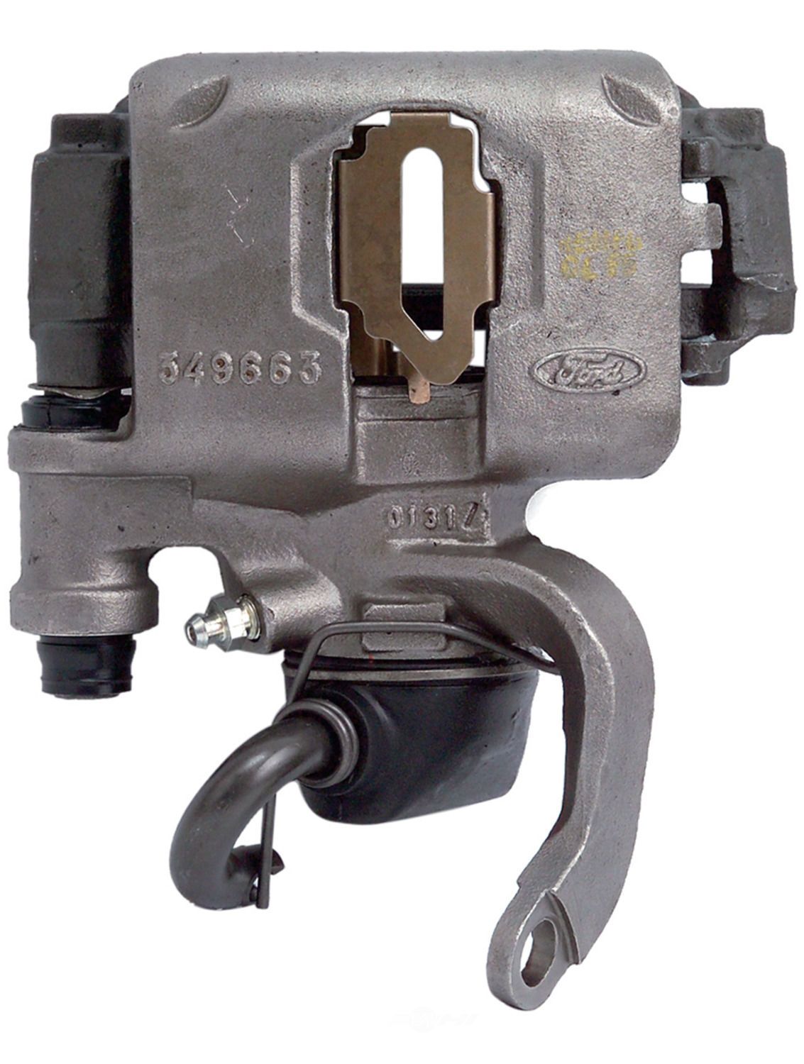CARDONE/A-1 CARDONE - Remanufactured Friction Choice Caliper w/Bracket (Rear Left) - A1C 18-B4618