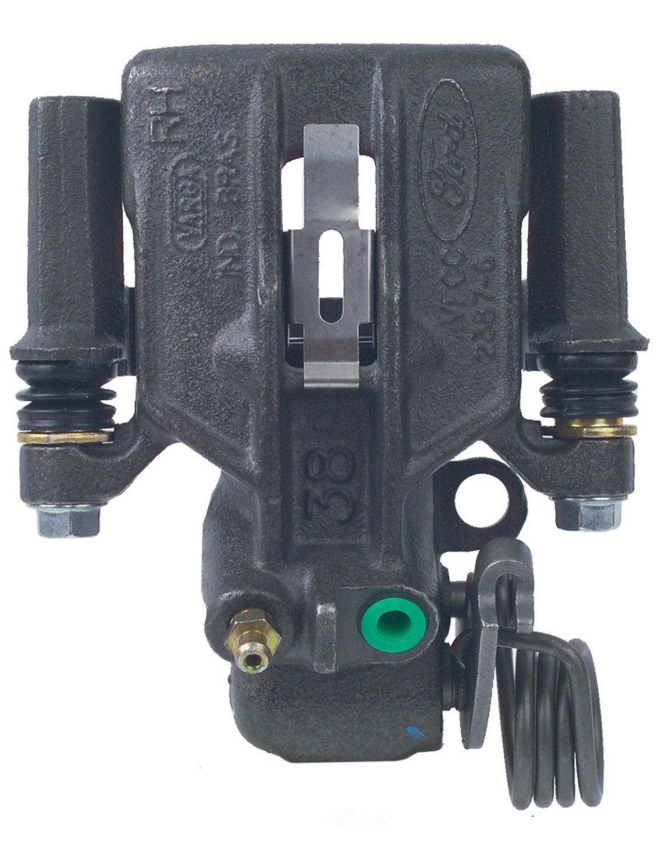 CARDONE/A-1 CARDONE - Remanufactured Friction Choice Caliper w/Bracket (Rear Right) - A1C 18-B4824