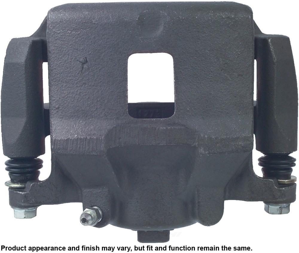 CARDONE/A-1 CARDONE - Remanufactured Friction Choice Caliper w/Bracket (Front Left) - A1C 18-B4880