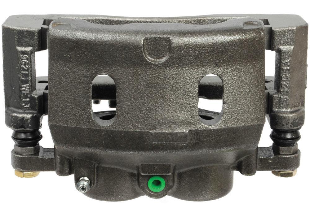 CARDONE/A-1 CARDONE - Remanufactured Friction Choice Caliper w/Bracket (Front Right) - A1C 18-B4918A