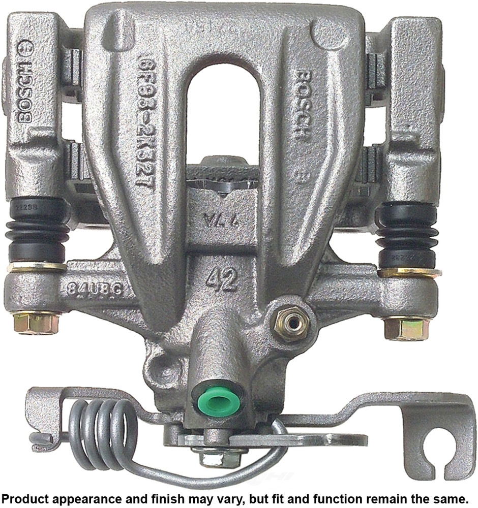 CARDONE REMAN - Unloaded Caliper W/bracket (Rear Right) - A1C 18-B4947