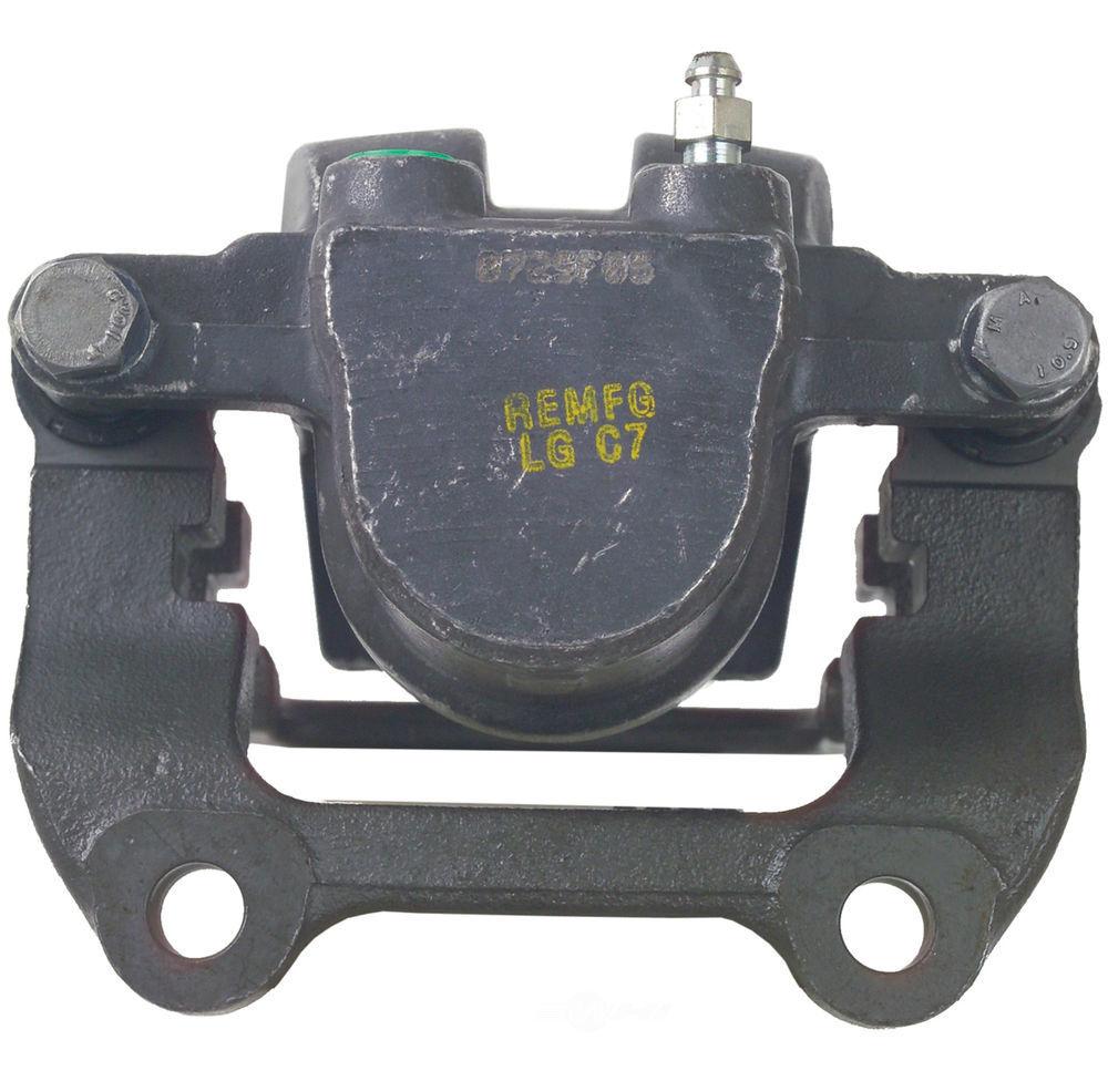 CARDONE/A-1 CARDONE - Remanufactured Friction Choice Caliper w/Bracket (Rear Right) - A1C 18-B4993