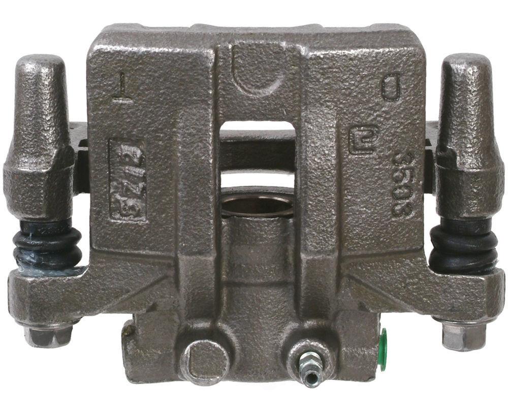 CARDONE REMAN - Unloaded Caliper W/bracket (Rear Left) - A1C 18-B5105