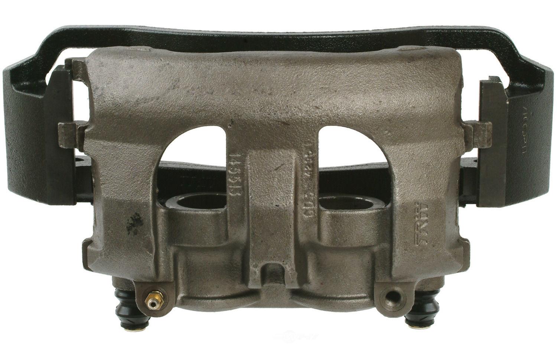 CARDONE REMAN - Unloaded Caliper W/bracket (Rear Left) - A1C 18-B8070