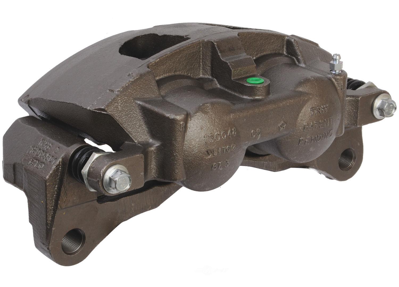 CARDONE REMAN - Unloaded Caliper W/bracket - A1C 18-B8093