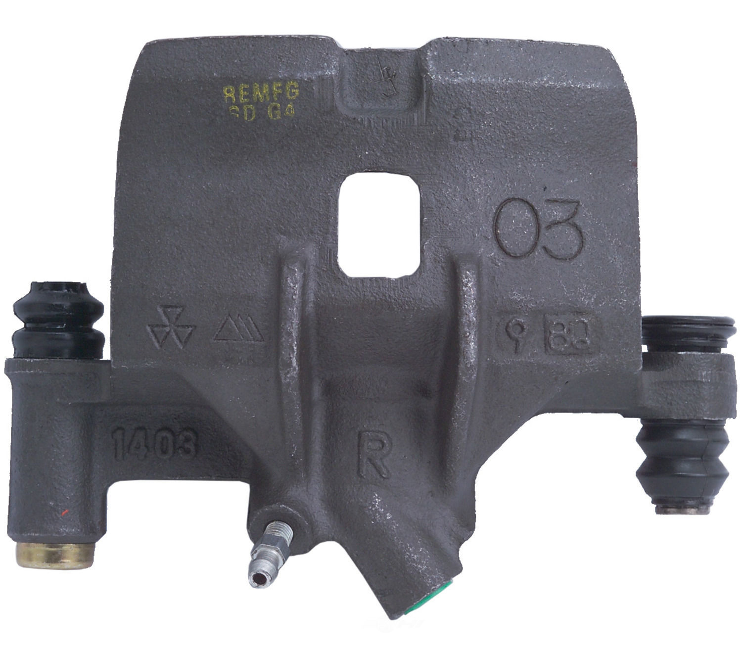 CARDONE/A-1 CARDONE - Remanufactured Friction Choice Caliper (Rear Right) - A1C 19-1012