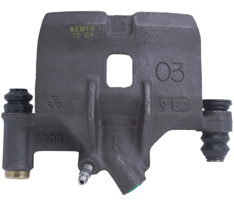 CARDONE/A-1 CARDONE - Remanufactured Friction Choice Caliper (Rear Right) - A1C 19-1012