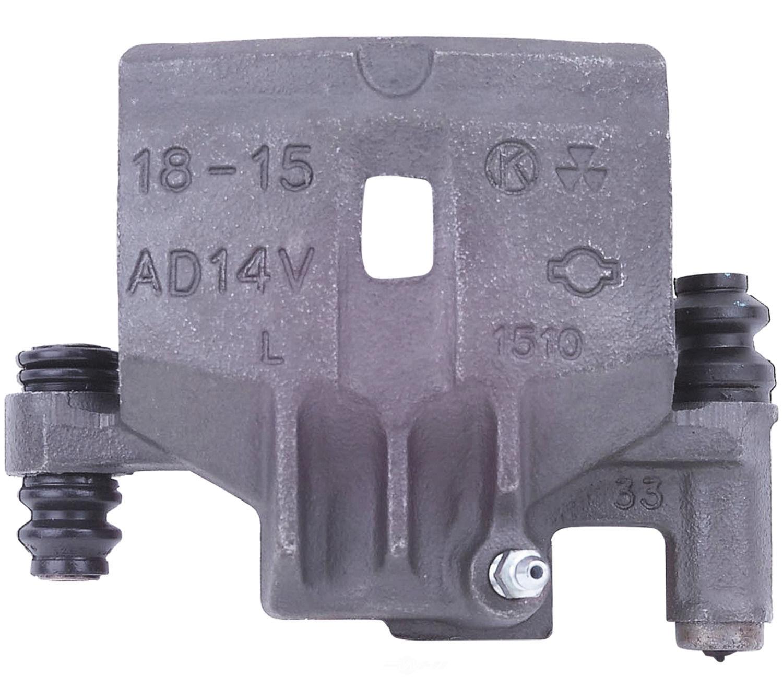 CARDONE/A-1 CARDONE - Remanufactured Friction Choice Caliper (Rear Left) - A1C 19-1199