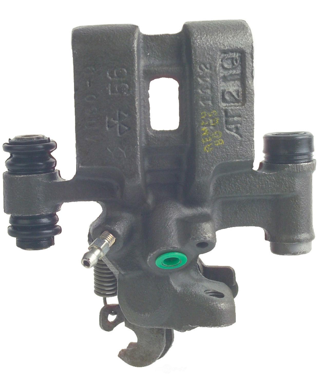 CARDONE/A-1 CARDONE - Remanufactured Friction Choice Caliper (Rear Left) - A1C 19-1698
