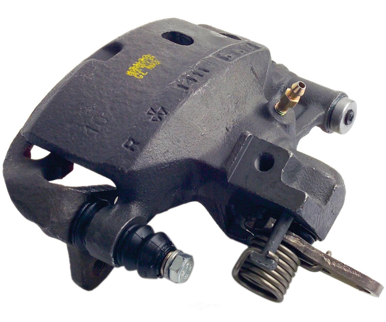 CARDONE/A-1 CARDONE - Remanufactured Friction Choice Caliper w/Bracket (Rear Right) - A1C 19-B1022A