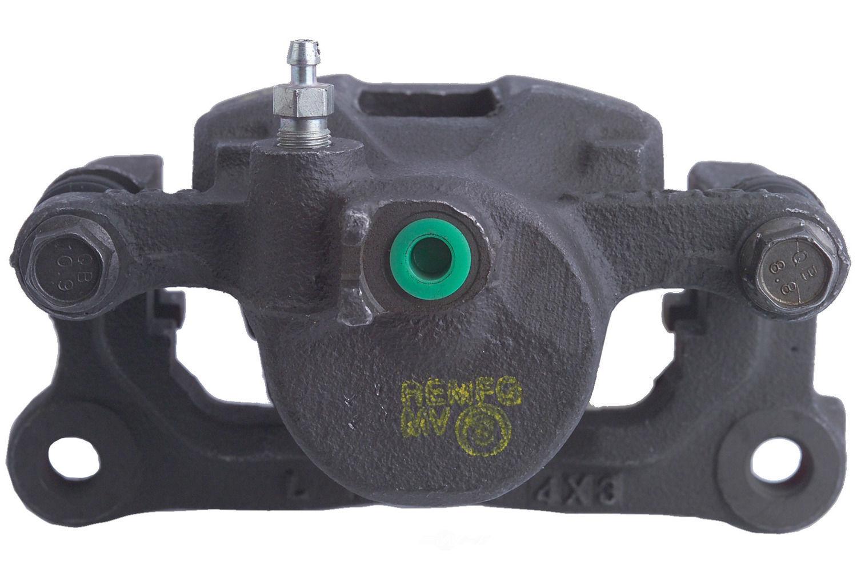 CARDONE/A-1 CARDONE - Remanufactured Friction Choice Caliper w/Bracket (Front Left) - A1C 19-B108