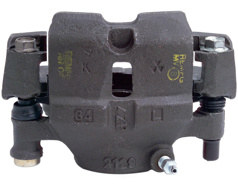 CARDONE/A-1 CARDONE - Reman Friction Choice Caliper w/Bracket (Front Left) - A1C 19-B1115