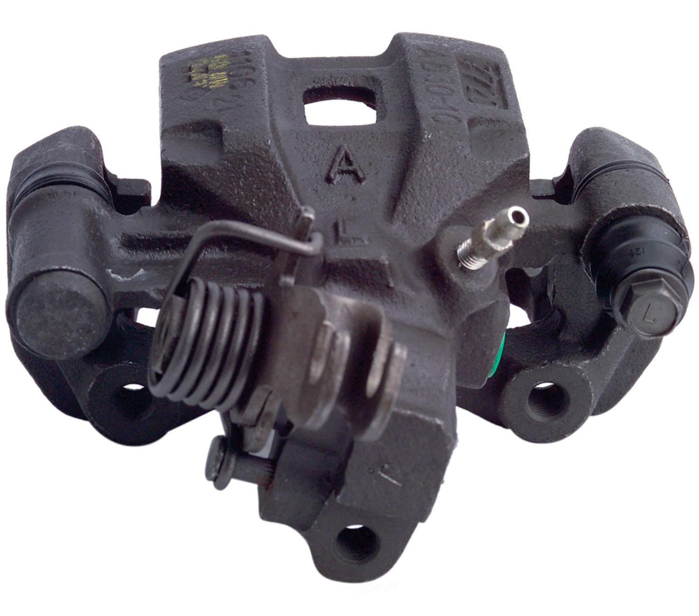 CARDONE REMAN - Unloaded Caliper W/bracket (Rear Left) - A1C 19-B1215