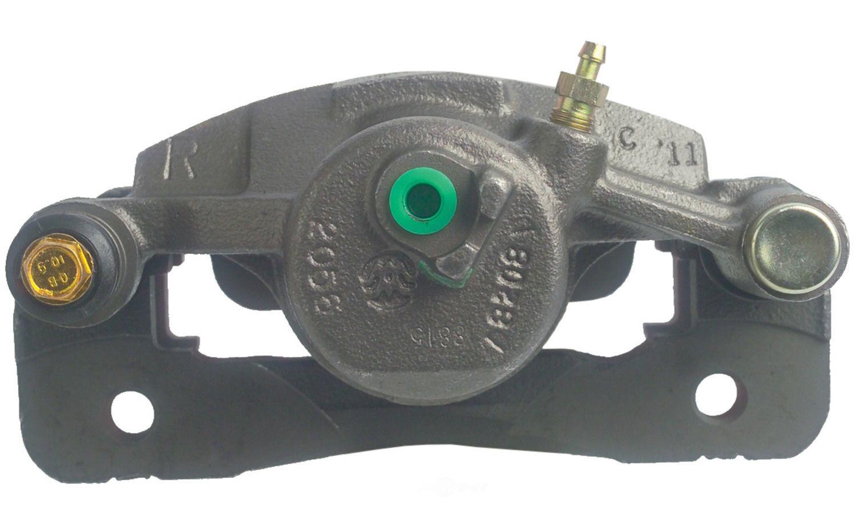 CARDONE REMAN - Unloaded Caliper W/bracket (Front Right) - A1C 19-B1379