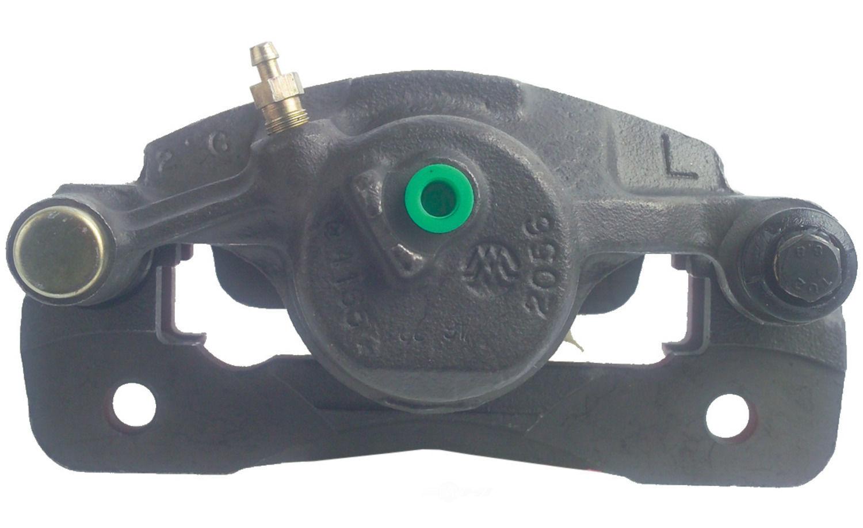 CARDONE REMAN - Unloaded Caliper W/bracket (Front Left) - A1C 19-B1380
