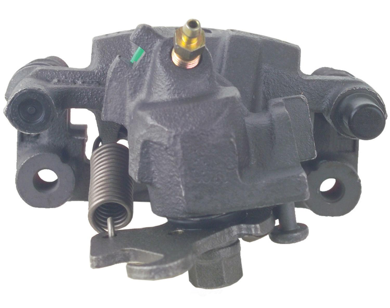 CARDONE/A-1 CARDONE - Remanufactured Friction Choice Caliper w/Bracket (Rear Left) - A1C 19-B1451
