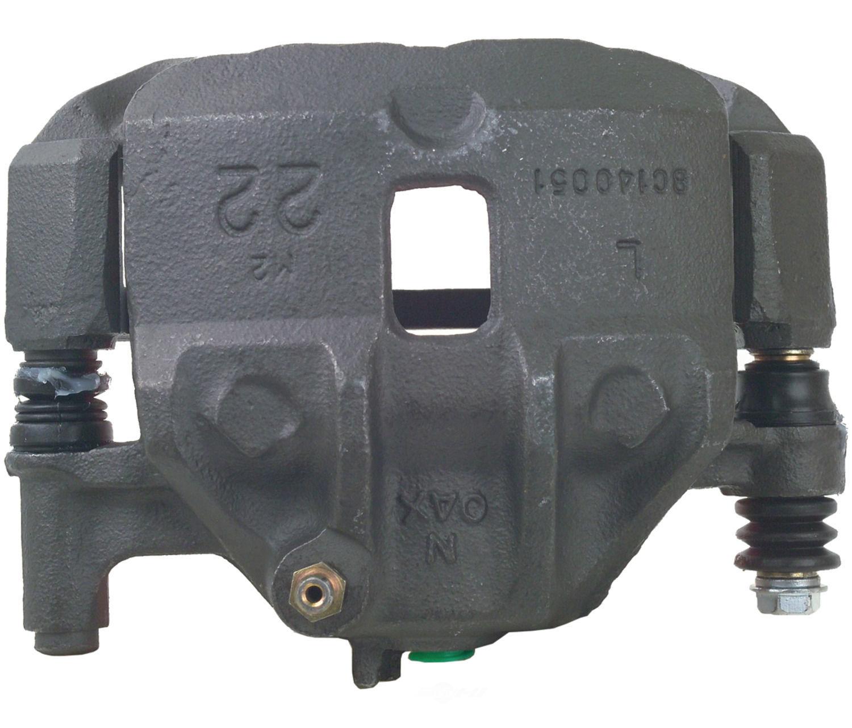 CARDONE REMAN - Unloaded Caliper W/bracket - A1C 19-B1493