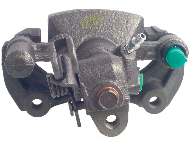 CARDONE REMAN - Unloaded Caliper W/bracket (Rear Left) - A1C 19-B1597