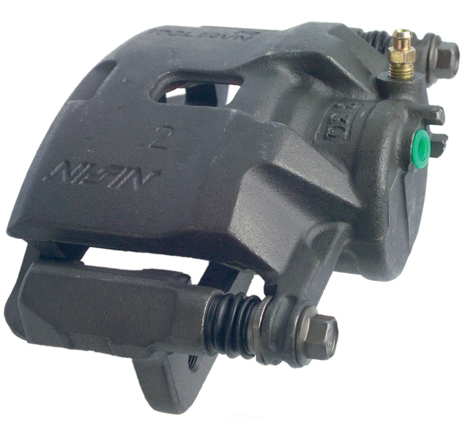 CARDONE/A-1 CARDONE - Remanufactured Friction Choice Caliper w/Bracket (Front Right) - A1C 19-B1599