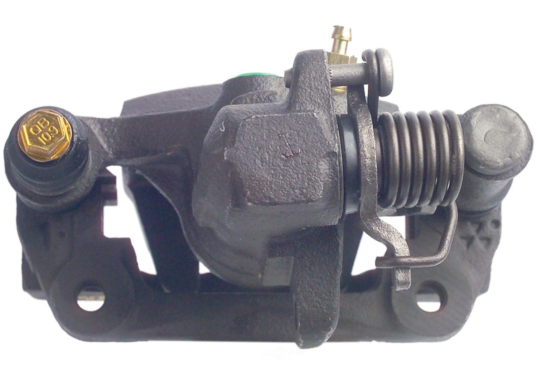 CARDONE/A-1 CARDONE - Remanufactured Friction Choice Caliper w/Bracket (Rear Left) - A1C 19-B1627