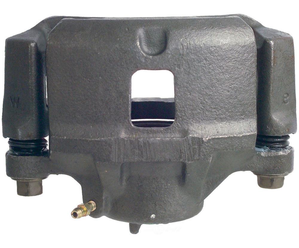 CARDONE REMAN - Unloaded Caliper W/bracket (Front Left) - A1C 19-B1694