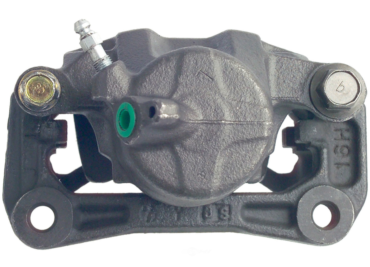 CARDONE/A-1 CARDONE - Remanufactured Friction Choice Caliper w/Bracket (Front Left) - A1C 19-B1718