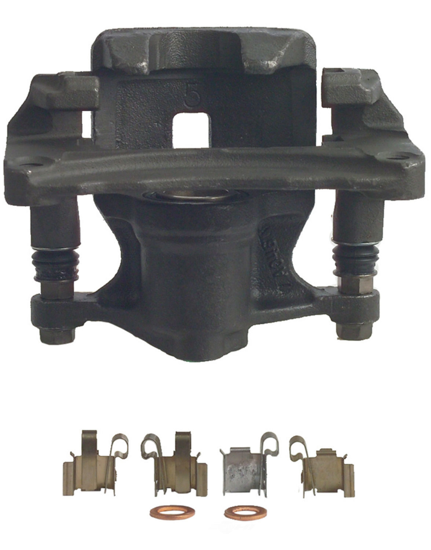 CARDONE/A-1 CARDONE - Reman Friction Choice Caliper w/Bracket (Rear Left) - A1C 19-B1783A