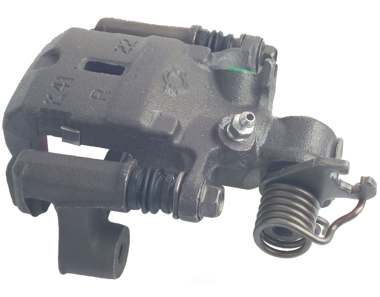 CARDONE REMAN - Unloaded Caliper W/bracket (Rear Right) - A1C 19-B1800