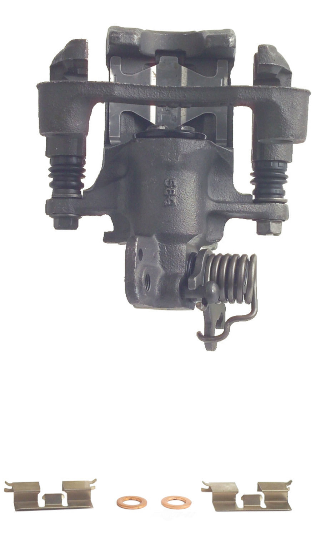 CARDONE REMAN - Unloaded Caliper W/bracket - A1C 19-B1800