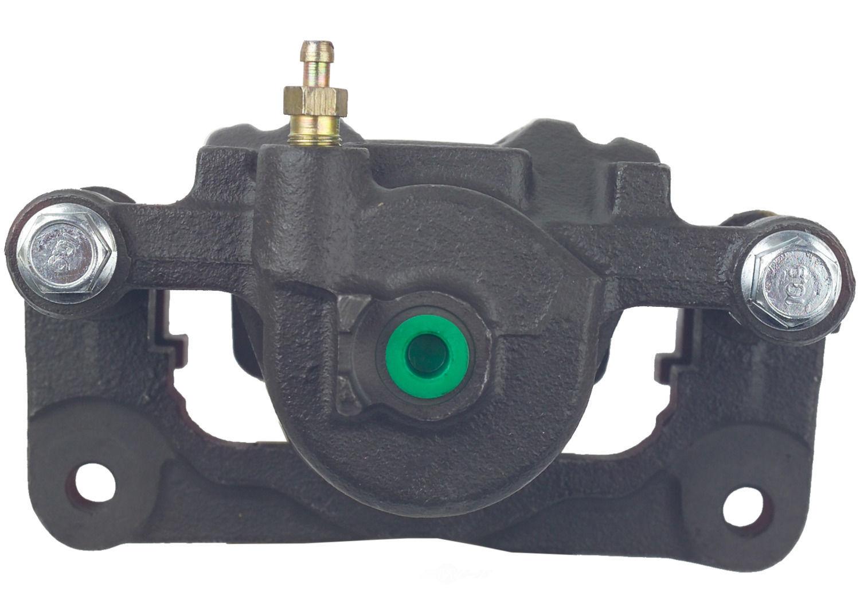 CARDONE/A-1 CARDONE - Remanufactured Friction Choice Caliper w/Bracket (Front Left) - A1C 19-B2004