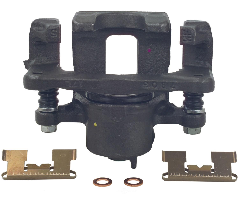 CARDONE/A-1 CARDONE - Reman Friction Choice Caliper w/Bracket (Front Left) - A1C 19-B2004