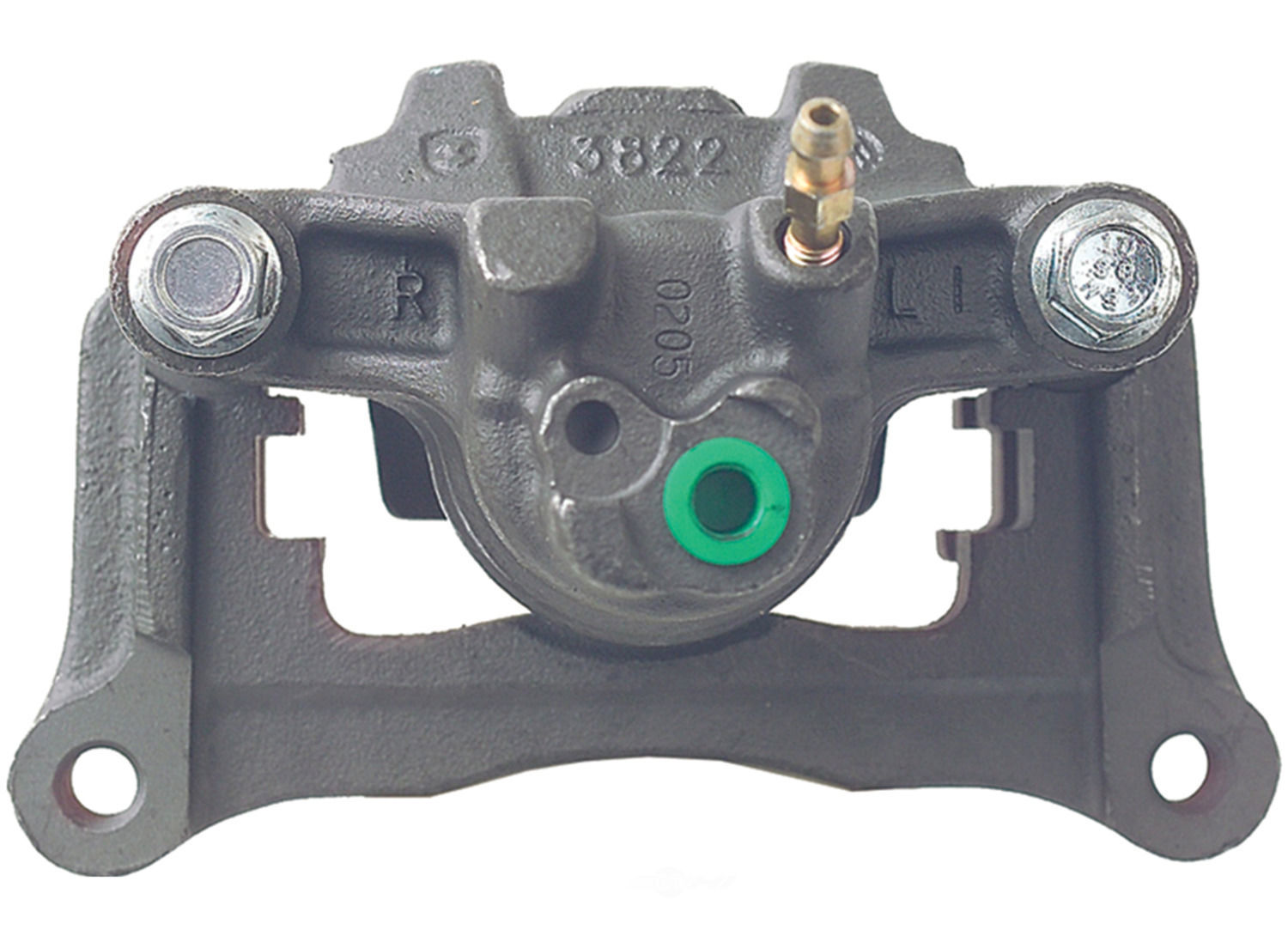 CARDONE/A-1 CARDONE - Remanufactured Friction Choice Caliper w/Bracket (Rear Left) - A1C 19-B2598