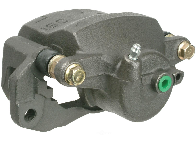 CARDONE REMAN - Unloaded Caliper W/bracket - A1C 19-B2602