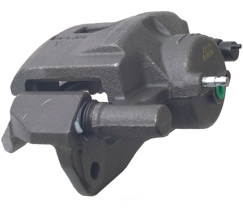 CARDONE REMAN - Unloaded Caliper W/bracket - A1C 19-B2608