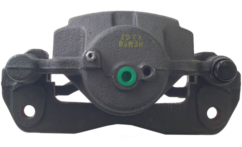 CARDONE/A-1 CARDONE - Remanufactured Friction Choice Caliper w/Bracket (Front Left) - A1C 19-B2608